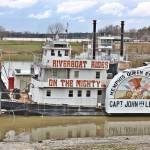 """""""Riverboat Rides Memphis"""" by kFergPhotos"""