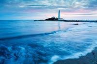 Saint Mary's Lighthouse at Whitley Bay