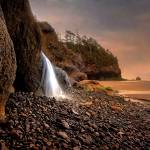 """""""Ocean Waterfall"""" by KarenHunnicuttPhotography"""