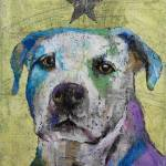 """Pit Bull Terrier"" by creese"