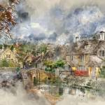 """Castle Combe"" by AnnG"