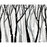 """""""winter snow print"""" by pfleghaar"""