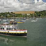 """The MV Princessa, Falmouth Harbour"" by rodjohnson"