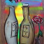 """Vino"" by ArtPrints"