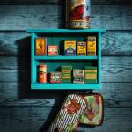 """Old Spice Rack Tin Seasoning Herb Kitchen Food Art"" by walt-curlee"