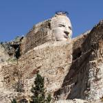 """Crazy Horse Monument in Custer, South Dakota"" by JimNesterwitz"