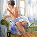 """Female Figurative Art 