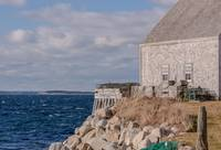 Nova Scotia Impressions-Indian Harbour scenery