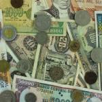 """Out of Circulation Ecuadorian Currency"" by rhamm"