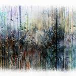 """""""2f Abstract Expressionism Digital Painting"""" by Ricardos"""