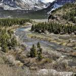 """Along Many Glacier Road"" by PaulCoco"