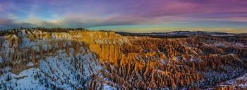 Sunrise on Bryce