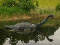 Loch Ness Monster (replica)