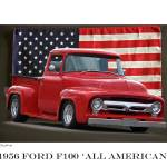 """1956 Ford F100"