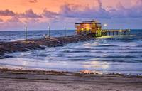 Galveston's Fishing Pier