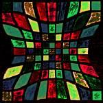 """Green Sudoku Pinch Square"" by KsWorldArt"