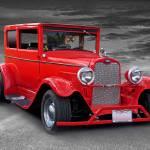 """1927 Chevrolet Sedan"" by FatKatPhotography"