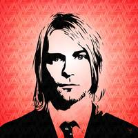 Kurt Cobain - Pop Art