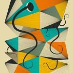 """""""INTERZONE 1"""" by JazzberryBlue"""