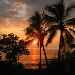 """Big Island Hawaii Sunset"" by FindleyPhoto"