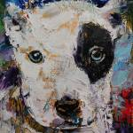 """""""Pit Bull Puppy"""" by creese"""