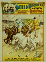 Sells Brothers Circus Poster BB-08-08