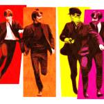 """Beatles - Pop Art"" by wcsmack"