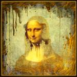 """Mona Lisa smile"" by amira"