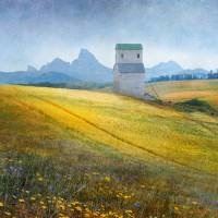 pillsbury grain elevator ashton idaho by r christopher vest