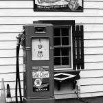 """Route 66 - Illinois Vintage Pump"" by Ffooter"