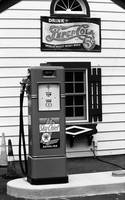 Route 66 - Illinois Vintage Pump