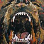 """""""Growling"""" by creese"""