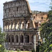 The Colosseum, Rome Art Prints & Posters by Mark and Judy Coran