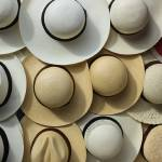 """Assorted Straw Hats"" by rhamm"