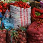 """Vegetables at the Market"" by rhamm"