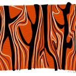 """""""red wood print"""" by pfleghaar"""