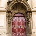 """Entrance to St. Nicholas"