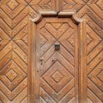 """Czech Wooden Door"" by raetucker"