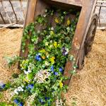 """Spring Cart"" by raetucker"