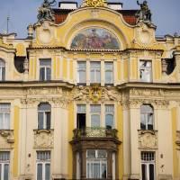 Beauty in Prague Art Prints & Posters by Rae Tucker