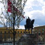 """Spring on the Skanderbeg Monument"" by raetucker"