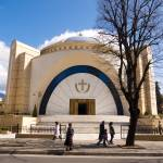 """""""Resurrection of Christ Orthodox Cathedral"""" by raetucker"""
