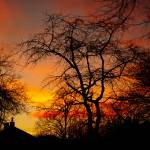 """Sunset Over Bulgaria"" by raetucker"