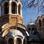 """St. Sedmochislenitsi Church"" by raetucker"
