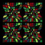 """Green Sudoku Pinch Squares"" by KsWorldArt"