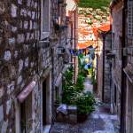 """""""Residential Street in Dubrovnik"""" by TomGomez"""