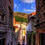 """Walking around in Dubrovnik"" by TomGomez"
