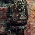 """Chelsea Market Water Valve"" by JoeyAgbayani"