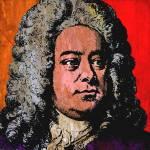 """""""George Friedrich Händel (colour)"""" by thegriffinpassant"""