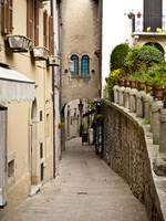 Walking Through San Marino